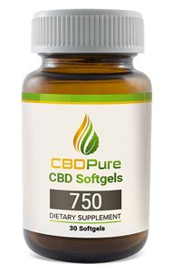 cbd gel capsules 750mg