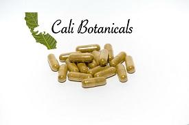 Buy Kratom Capsules from Cali Botanicals