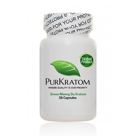 Buy Kratom capsules from PurKratom