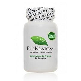 Buy Kratom capsules from PurKratom
