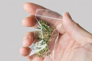 One Gram Dime Bag
