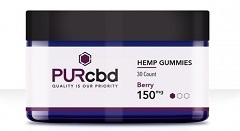 PURCBD Hemp Gummies