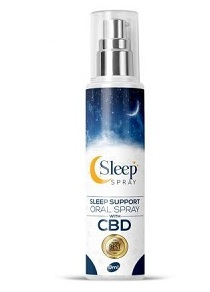 Sleep Spray Verified CBD