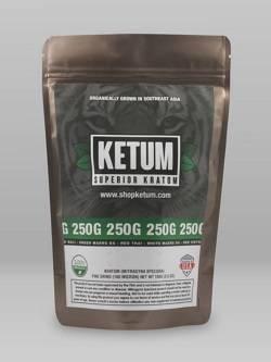 Buy Kratom capsules from Ketum Superior Kratom