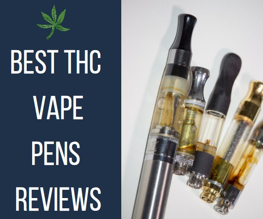 The 10 Best THC Vape Pens Review - Guidance PA