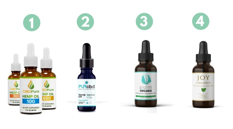top cbd oils