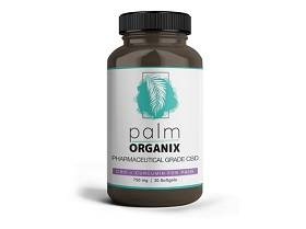 Buy CBD Capsules from Palm Organix