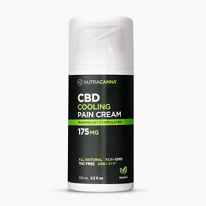 Buy CBD Cooling Pain Cream from NutraCanna