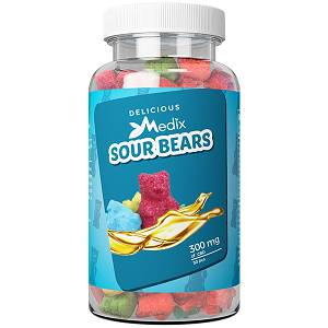 Buy CBD Gummies from Medix CBD