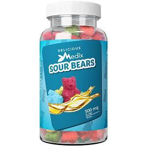 Buy CBD Gummies from Medix CBD