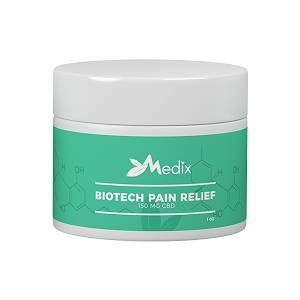 Buy CBD Pain Cream from Medix