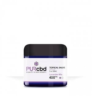 Buy CBD Topical Salve from PURCBD
