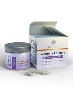 Buy CBD capsules from Gerovana CBD