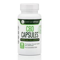 Buy CBD capsules from every day optimal cbd
