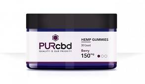 Buy CBD gummies from PurCBD