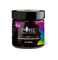 Buy Pain Relief Relaxation Salve from Pure Spectrum