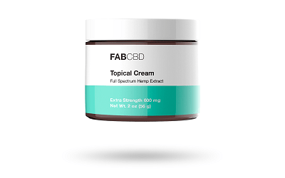 Buy Topical Cream from FABCBD