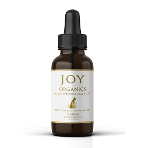 Joy Organics – CBD Oil Tincture for Pets