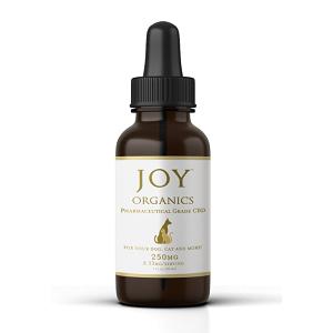 Joy Organics – CBD Oil Tincture for Pets