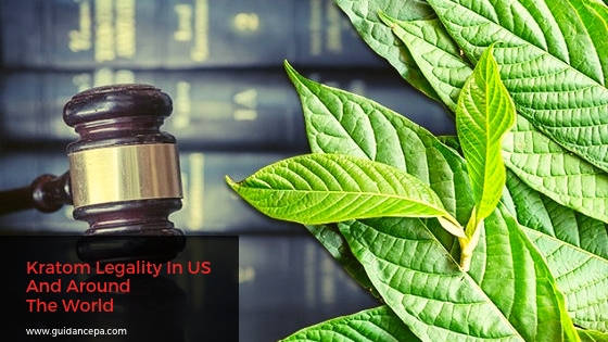Kratom Legality In US And Around The World