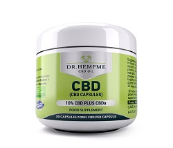 CBD Capsules by Dr. Hemp Me