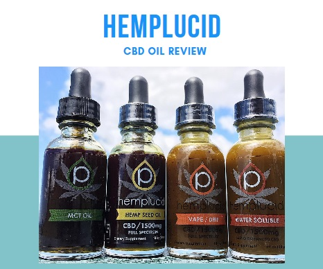 Hemplucid CBD oil reviews