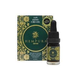 Hempura – Full Spectrum CBD Oil
