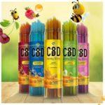 Diamond CBD Honey Sticks