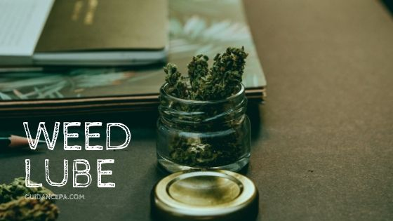 weed lube