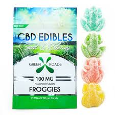 Green Roads CBD Gummies