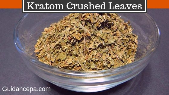 Kratom Crushed Leaves
