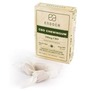 CBD Chewing Gum by Endoca