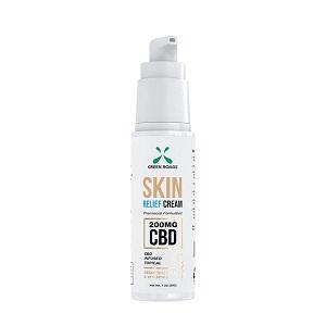 CBD Skin Cream by Green Roads