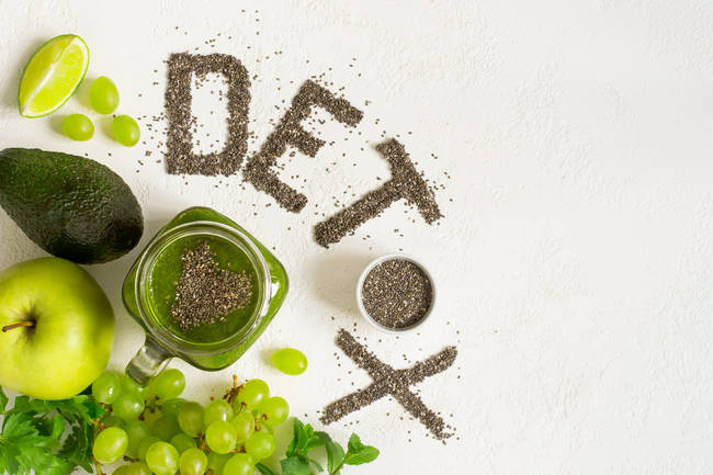 food that detox your body