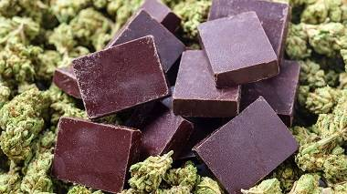 Marijuana Edible Chocolates