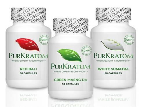 PurKratom's Variety Pack Capsule