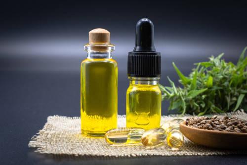 Omega-3 & CBD Oil