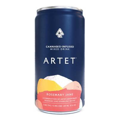 Artets Cannabis infused drink