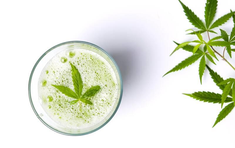 Cannabis Beverages